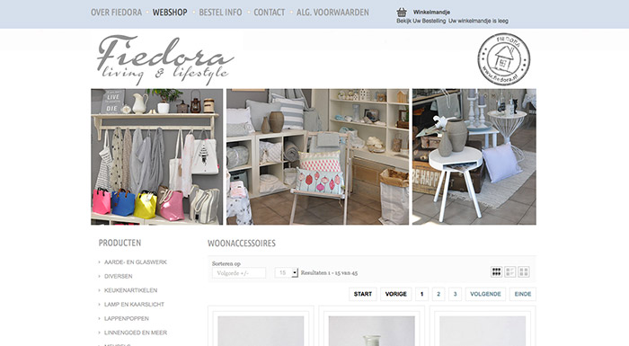 reclamewinkel-webshop-fiedora